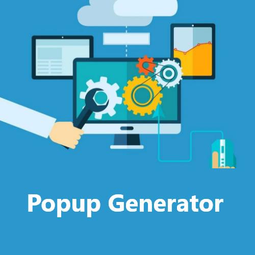 Popup Generator